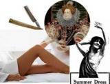 Голити або не голити: еволюція жіночої епіляції і її значення (данина моді чи природна потреба?)