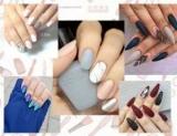 Підпили: які бувають форми нігтів (8 варіантів,