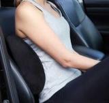 Ортопедическая подушка в машину: нужно, модель, использования и эксплуатации