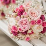 Свадебный букет из пионов – воплощение нежности и красоты