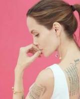 Анджеліна Джолі допомагала ловити злочинця