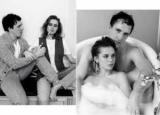 Артур Смольянинов и Дарья Мельникова разделась для совместной съемки: первая фотосессия пары