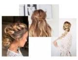 Романтична зачіска з косою не лише на День святого Валентина