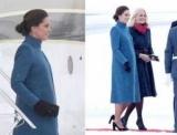 В снігопад в туфлях: вагітну Кейт Міддлтон розкритикували за легковажність в одязі