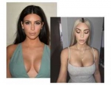 Как сделать бренд макияж Ким Кардашян