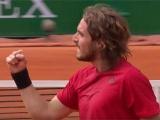 Циципас победил Рублёва в финале «Мастерса» в Монте-Карло