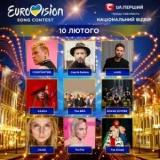Национальный отбор на конкурс Евровидение-2018: в Киеве прошла жеребьевка полуфиналистов